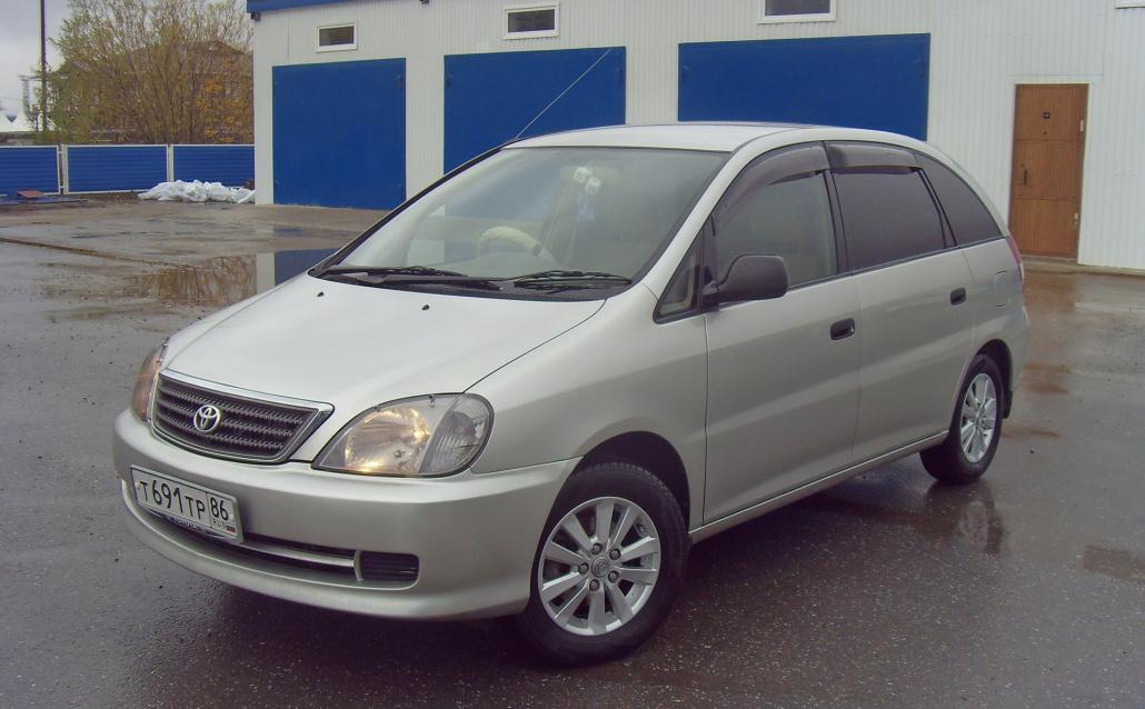 Toyota Nadia (SXN10) Надюха