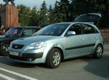 Kia Rio III Hatchback