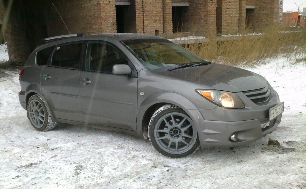 Toyota Voltz Voltz