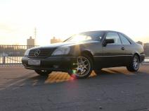 Mercedes-Benz CL-klasse (W140)