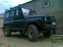 УАЗ 315195 Hunter