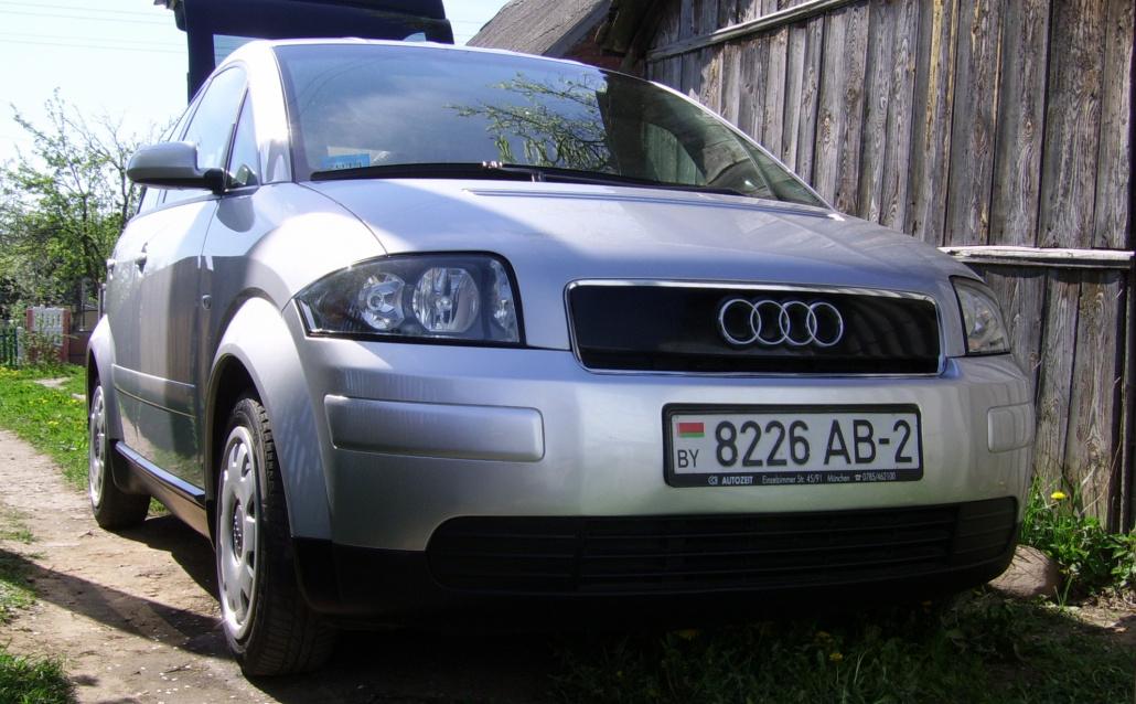 Audi A2 (8Z) А2