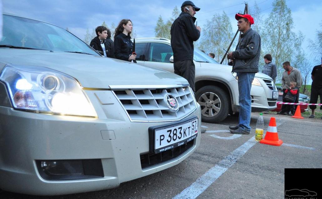Cadillac BLS Роман