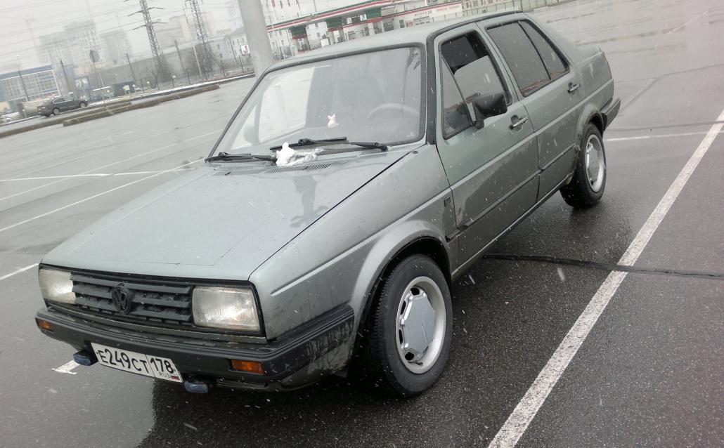 Volkswagen Jetta II (19E) Жетто