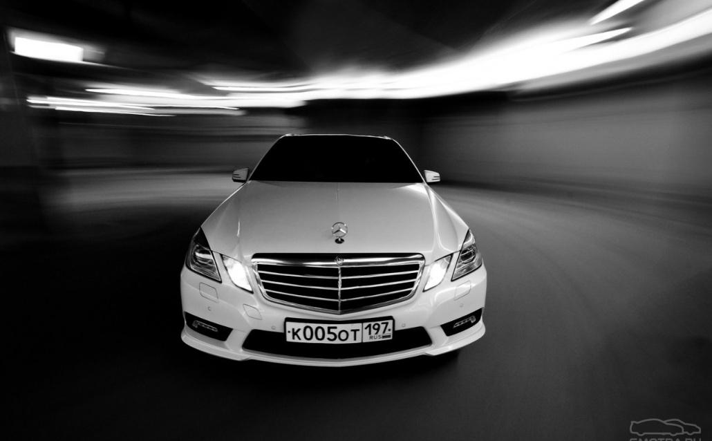 Mercedes-Benz E-klasse (W212) КОТ