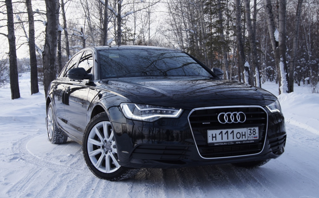 Audi A6 (4G,C7) Brilliant Black