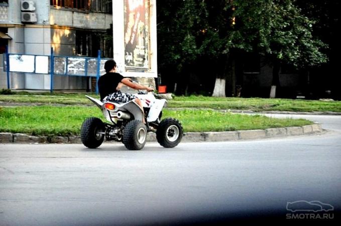 квадроцикл раптор характеристики