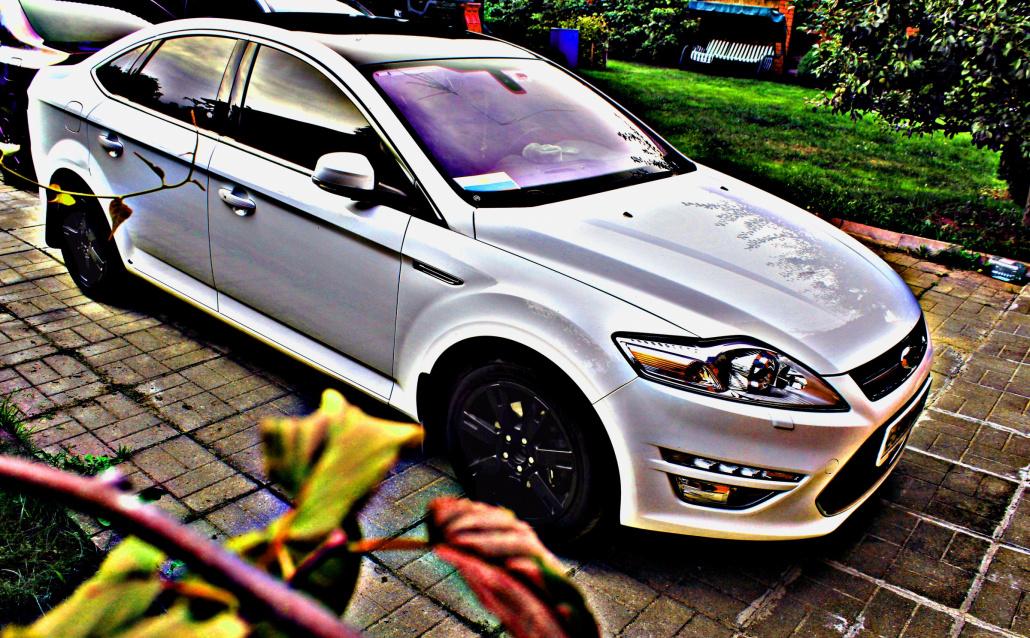 Ford Mondeo IV ЕйоРиК