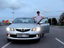 Mazda Mazda 6 (GG,GY) Sedan