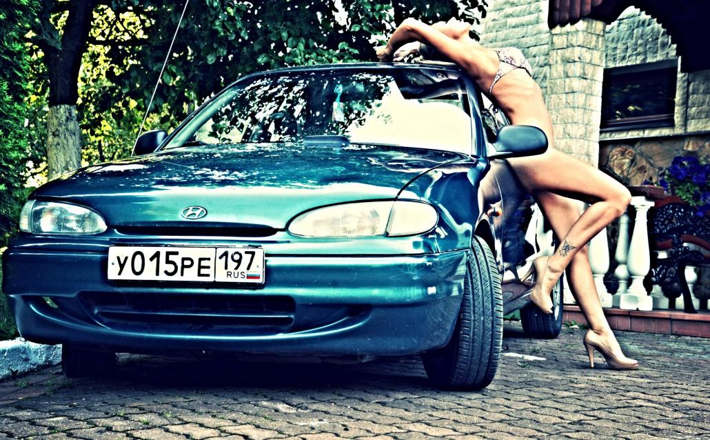 Hyundai Accent I Пони (продан)