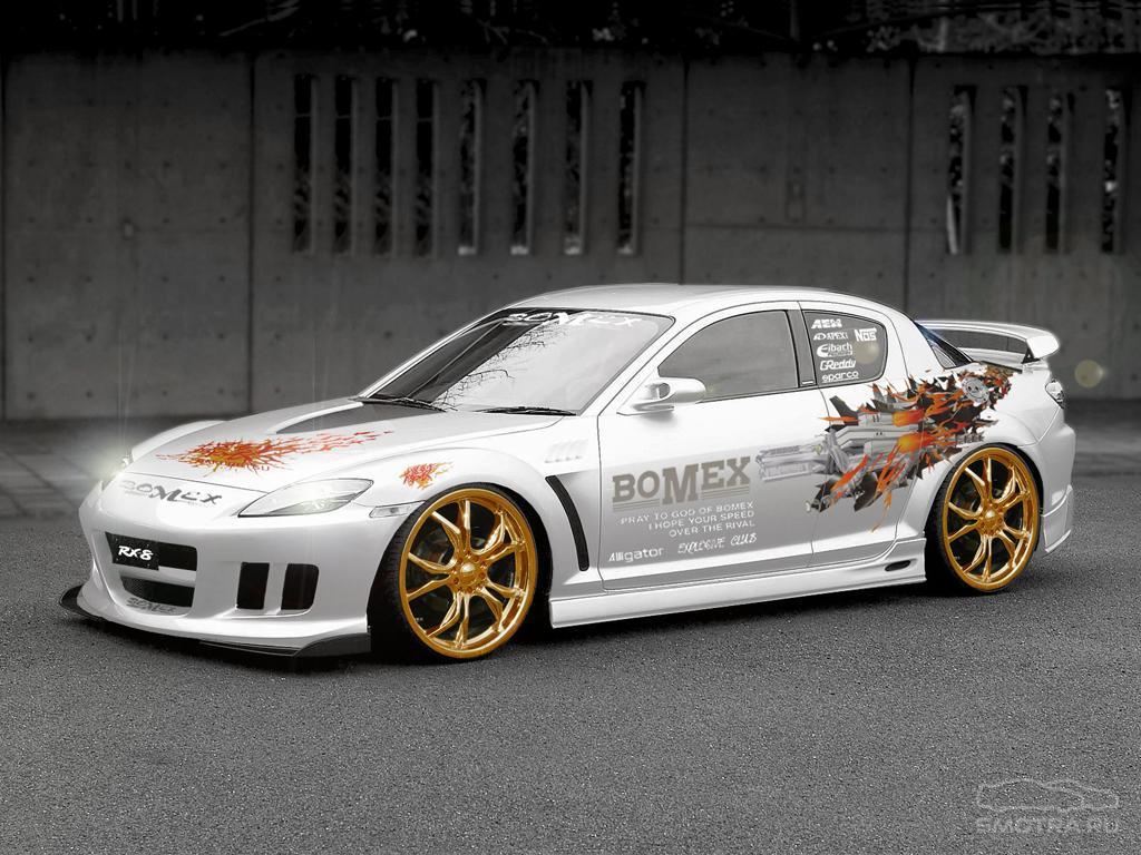 Тюнинг Mazda RX 8 Тормоз…
