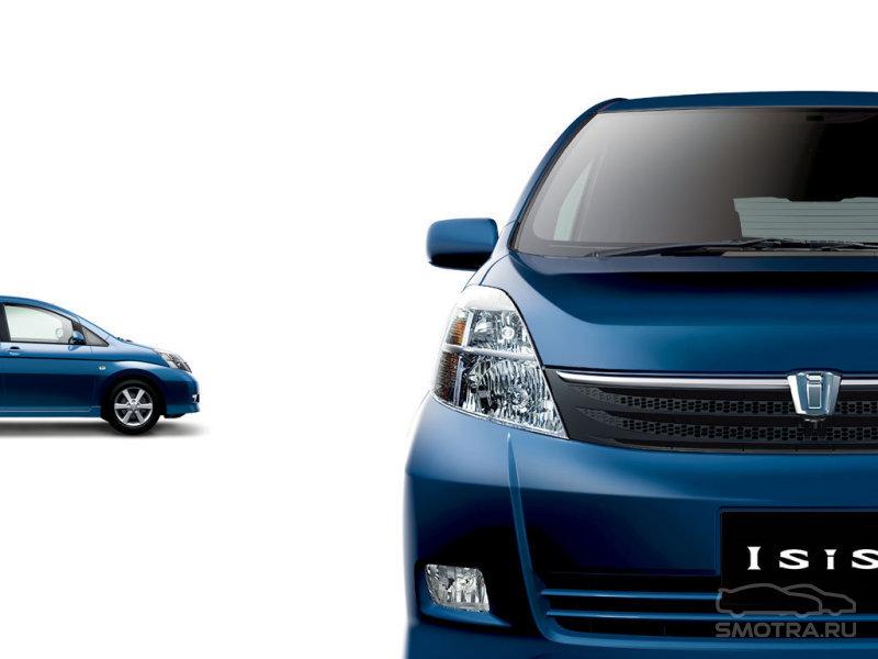 Toyota ISis TOYOTA