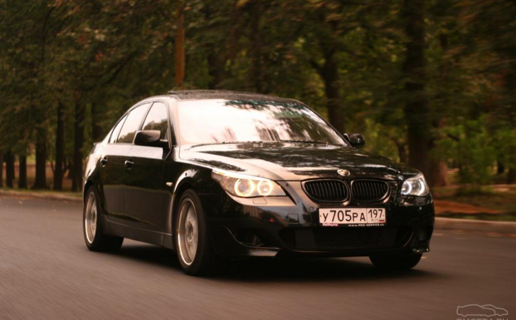 BMW 5er (E60) Хищная Сука aka Death Star II