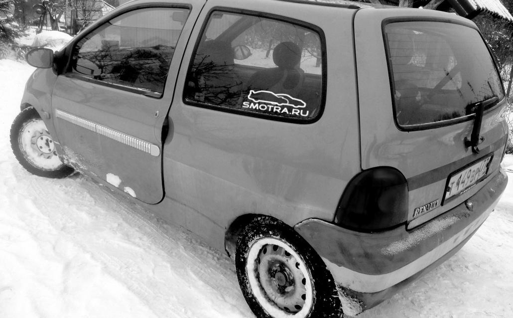 Renault Twingo (C06) renault twingo