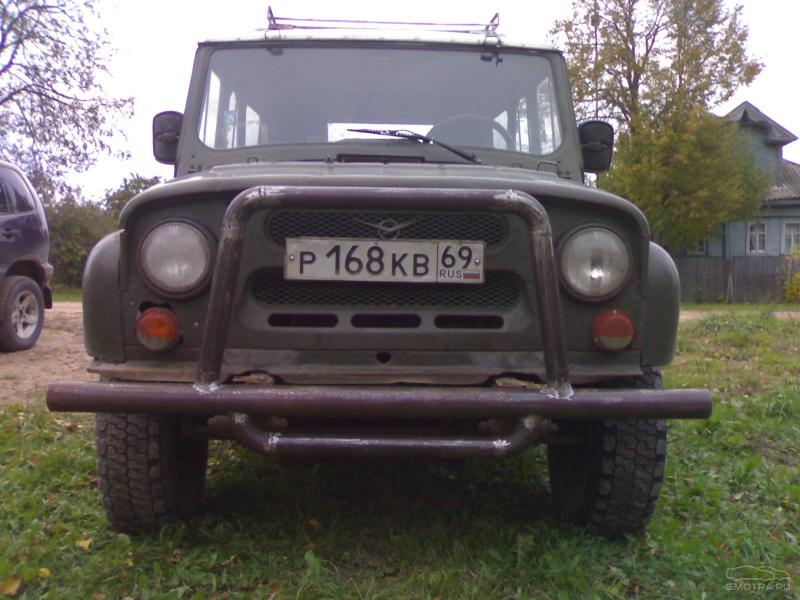 Новый бампер Монстра / бортовик автомобиля Монстр / smotra.ru