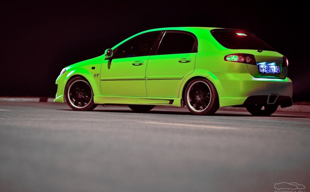 Chevrolet Lacetti Hatchback ЕдИнСтВеНнАя