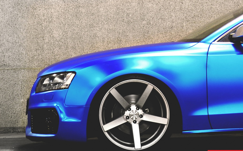 Audi A5 Sportback BLUE MAGIC