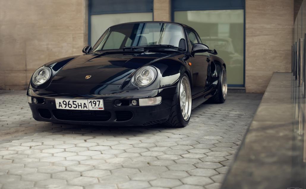Porsche 911 (993) true