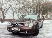Mercedes-Benz CL-Klasse (W215)