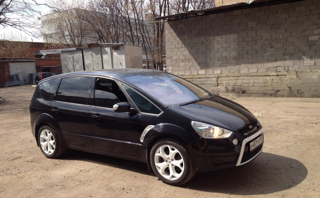 Ford S-MAX МаХ