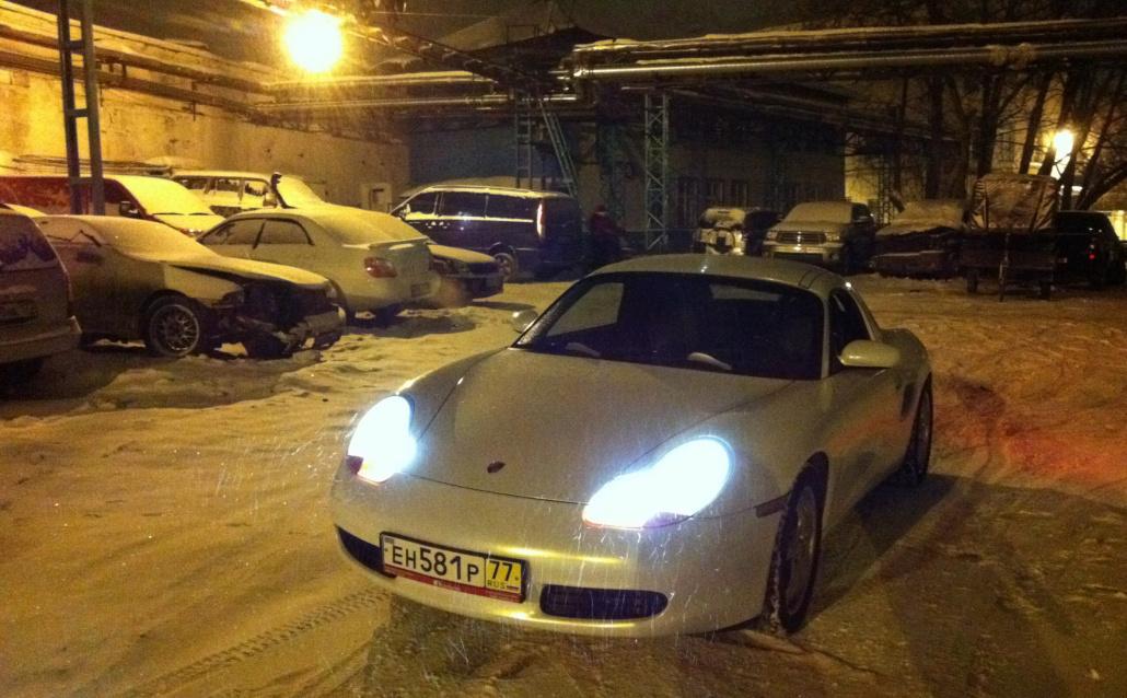 Porsche 986