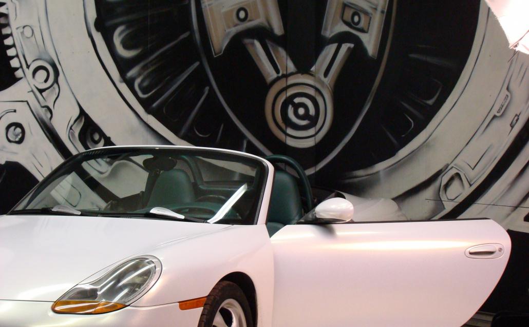 Porsche Boxster (986) Porsche 986