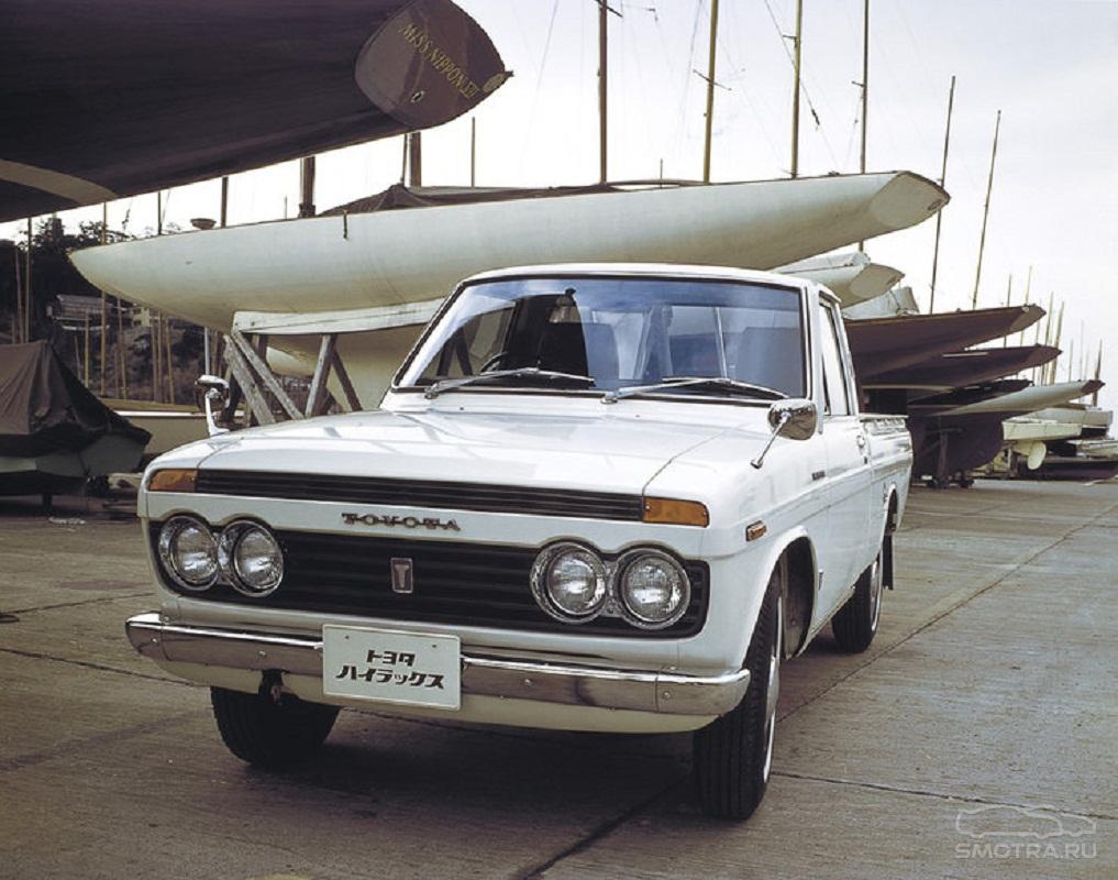75 лет Toyota.