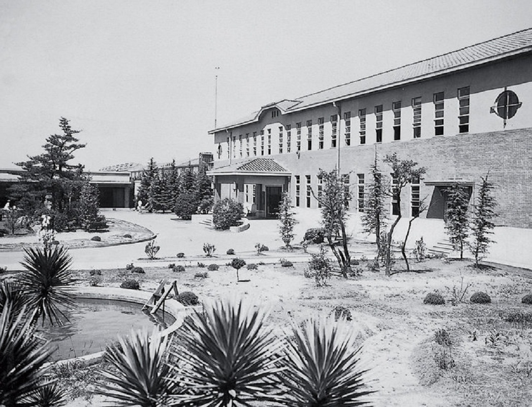 Первый офис Toyota Motor Corporation…