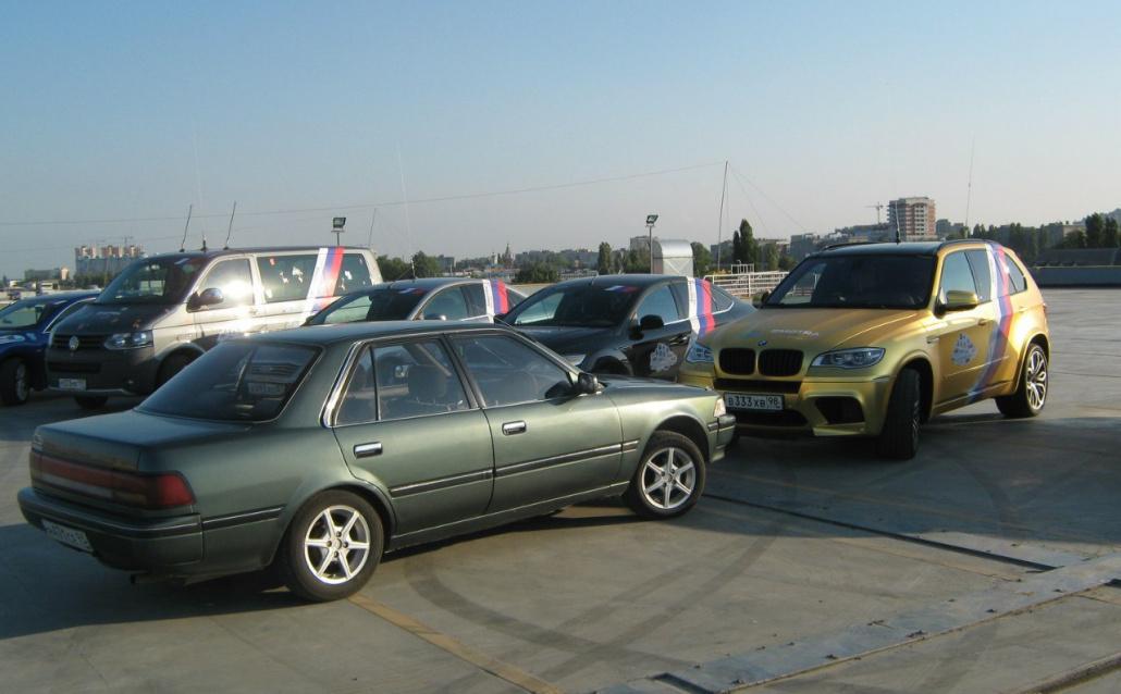 "Toyota Corona (T140) T170 4a-fe ""GrassHopper"""
