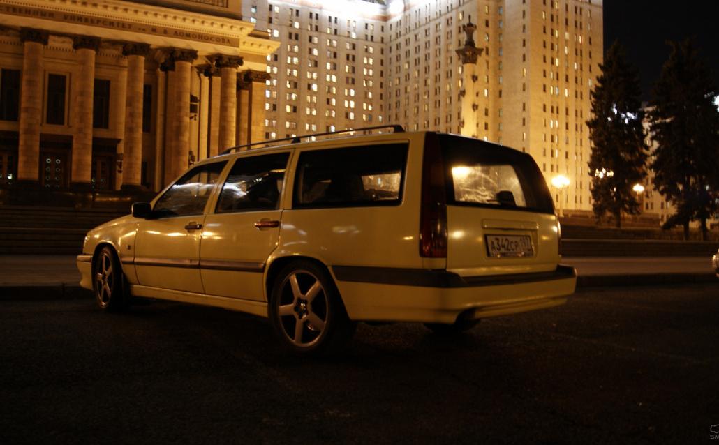 Volvo 850 Kombi (LW) Turbo-сарай