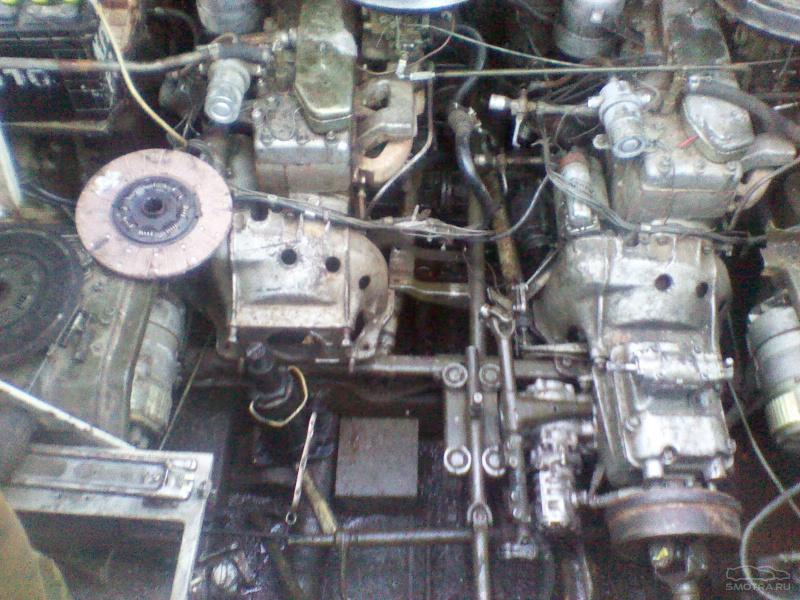 Восстановление БТР-60