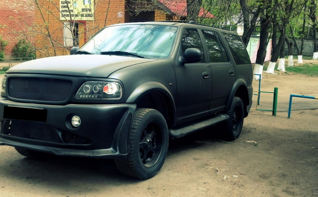 Ford Expedition (U173) Mr.Ford
