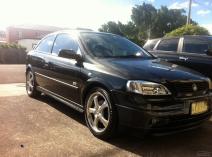 Holden Astra Hatchback