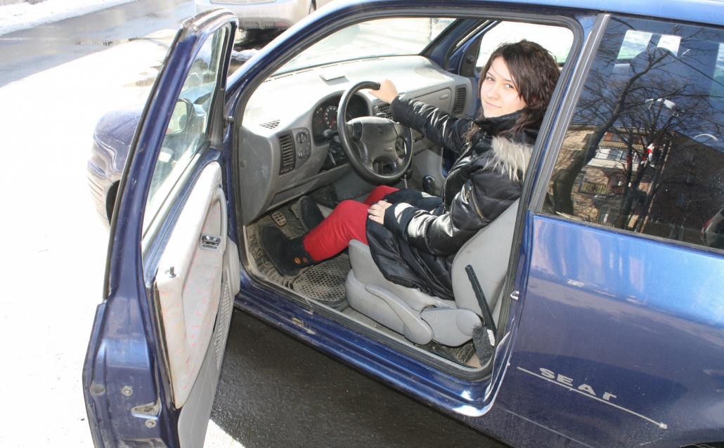 SEAT Arosa (6H) Коробочка