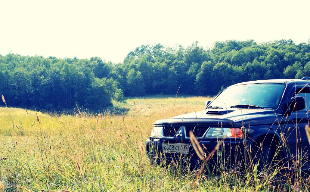 Mitsubishi Pajero Sport I Паджерик
