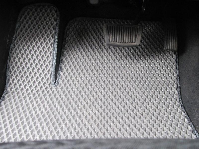 Автомобильные коврики своими руками