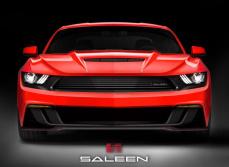 Saleen Mustang получил 640 л.с.