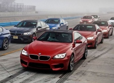Следующему поколению BMW M5/M6 вернут двигатель V10?