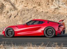 Совместный проект BMW и Toyota движется точно по графику