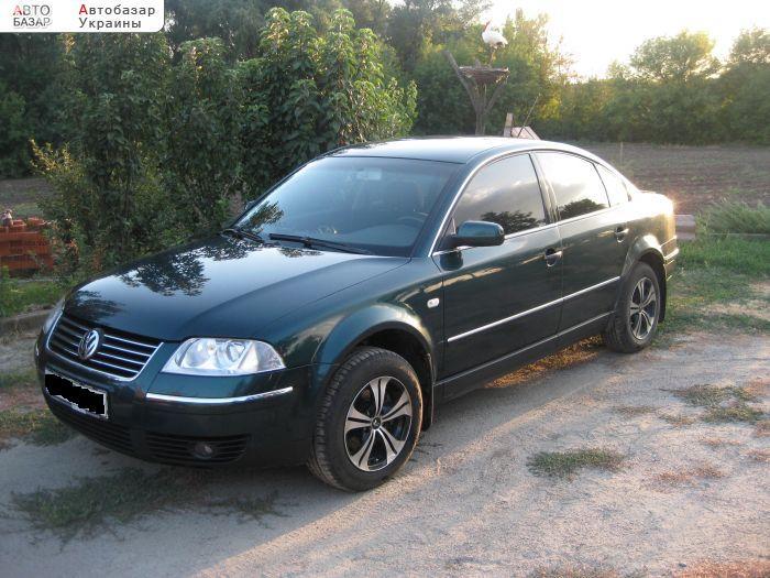 Volkswagen Passat B5, фото…