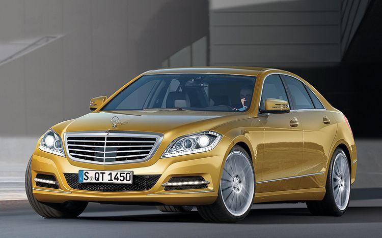 Mercedes Benz 2013 S Class Model…