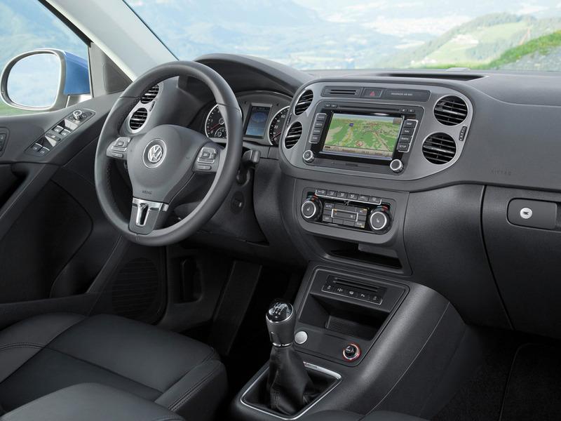 Выберите фотографию Volkswagen Tiguan для увеличения.