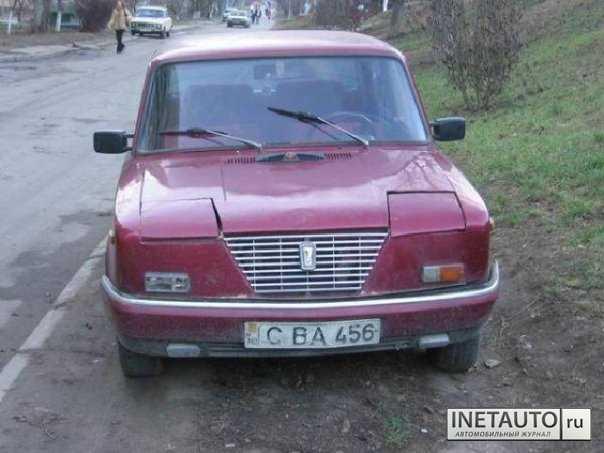 тюнинг отечественных автомобилей фото