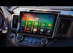 Изменение интерфейса Android устройства для автомобиля