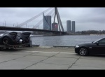 BMW 5 F10 vlog - Lithuania.Latvia.Norway.Batman mobil :)
