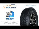 3D-обзор шины Triangle TR797.