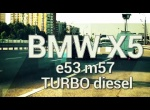 How to make a turbo diesel exhaust BMW X5 e53 m57 sound?
