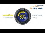 Goodyear рекомендован в 80% тестов
