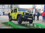 Suzuki Jimny test drive