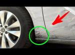 ОТЛИЧНЫЙ и бюджетный СПОСОБ удалить СМОЛУ (БИТУМ) с автомобиля